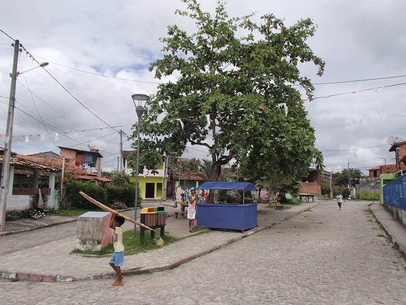 boipeba village