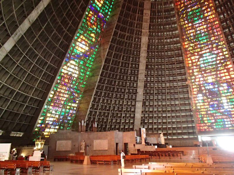 Cathédrale Saint-Sébastien de Rio de Janeiro