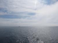 Ferry de Puerto Chacabuco à Chiloe