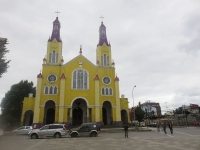 eglise jaune de Castro