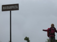 marampata choquiquerao trekking randonnee