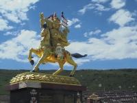 king-gesar-dzogchen-statue