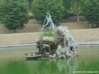 fontaine de neptune palais pitti