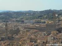 vue sur palais vecchio florence