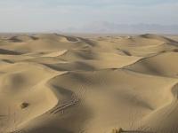 desert de dune  Sadgh Abad Yazd