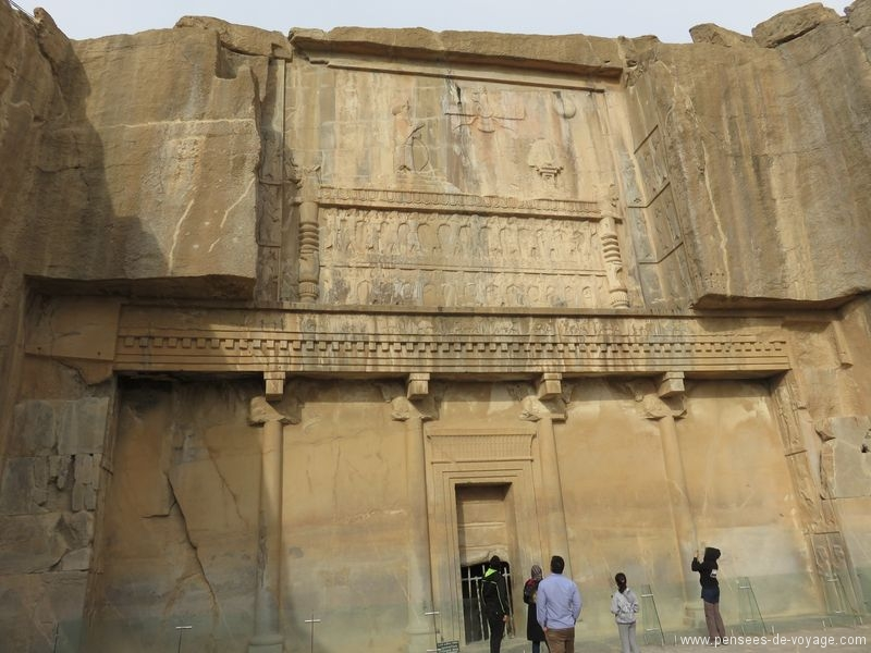 tombes persepolis
