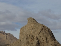 montagne aigle iran