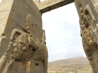 sculptures persepolis