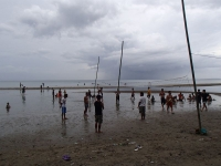 beach volley bohol