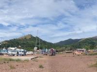 port de coron avec mont Tapyas