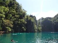 coron tour Kayangan