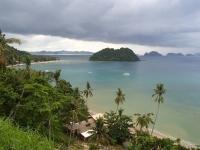 vue de cabanas beach