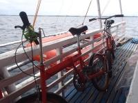 bateau olango en velo