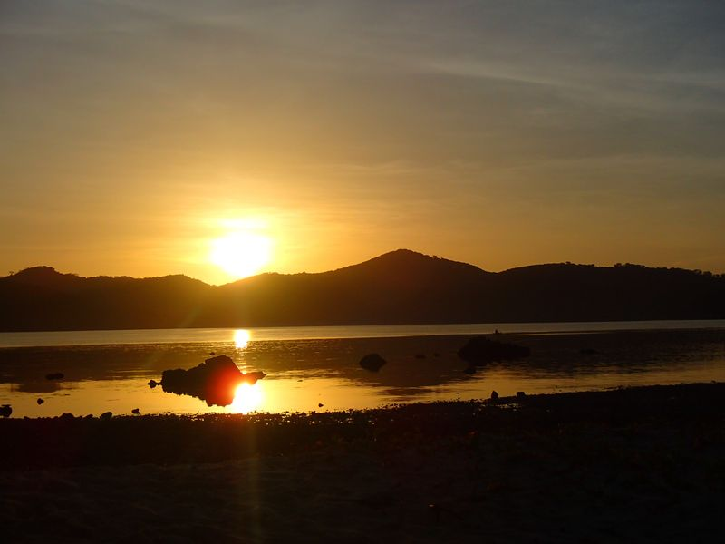 lever de soleil magransing