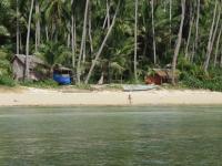 Une des îles autour de Pical