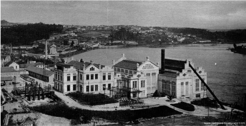 Archive, vieille usine abandonnée porto 1936
