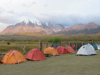 camping sans reservation torres del paine