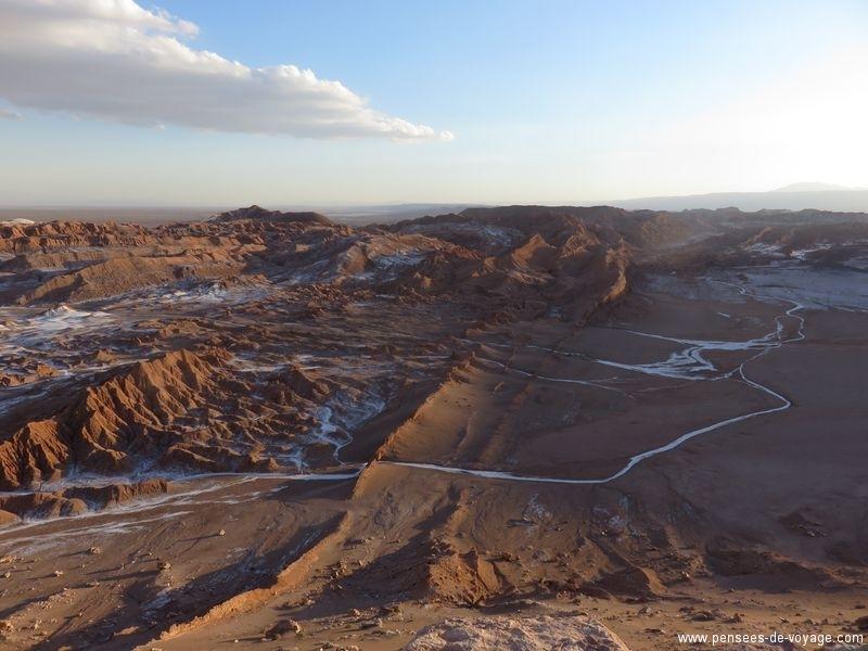 valle luna desert atacama tour