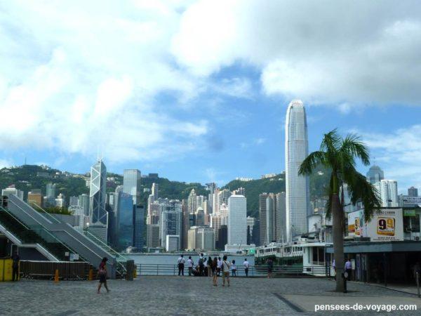 skyline HK