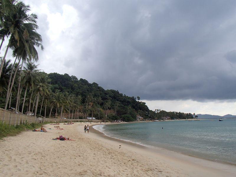 cabanas beach el nido