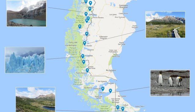 bilan de 6 semaines en patagonie