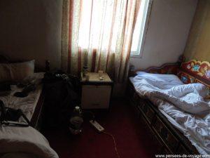 chambre hotel dzogchen