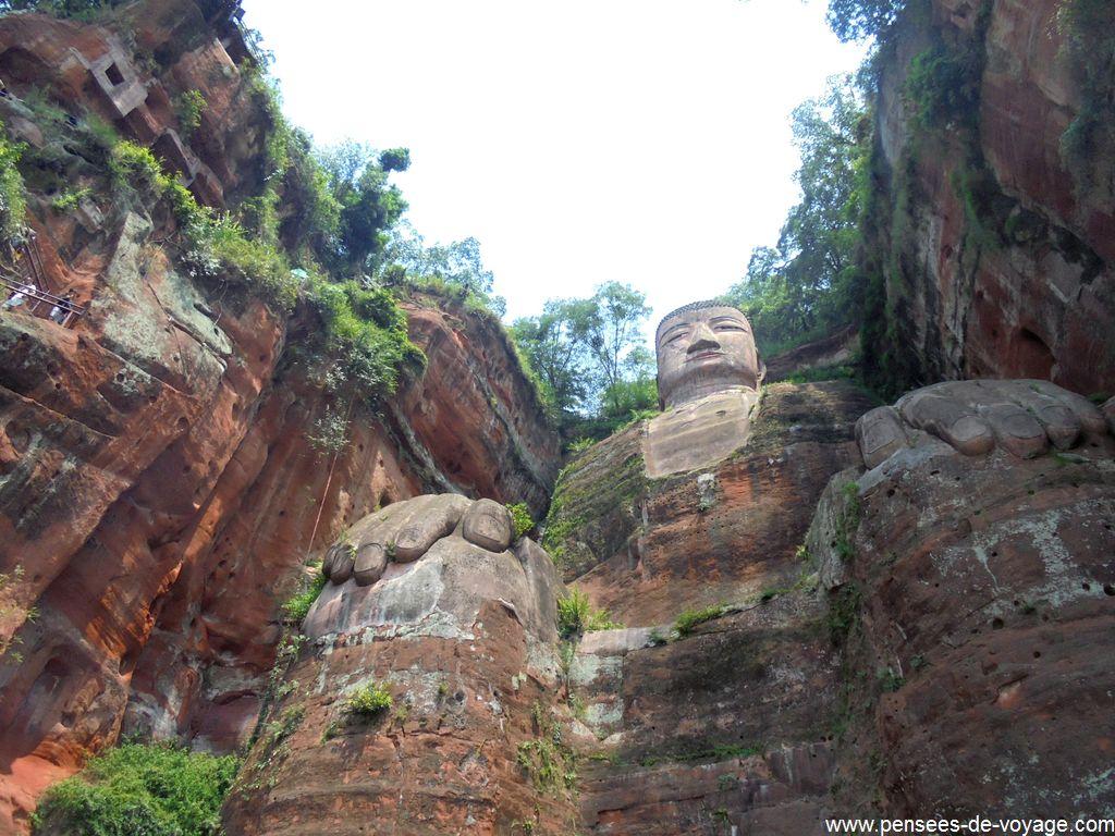 grand bouddha leshan