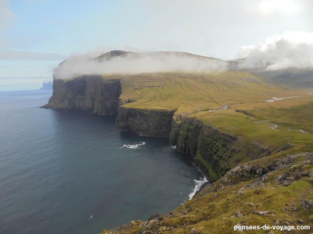vagar longue randonnee falaises