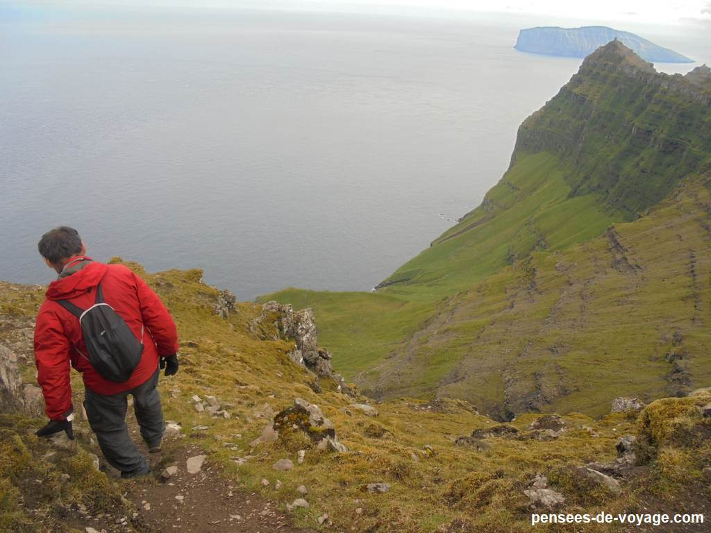 chemin cap enniberg hike