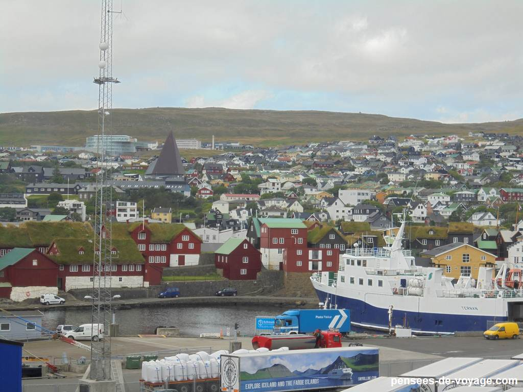 port de torshavn