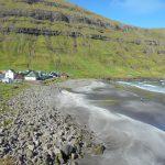 tjornuvik beau village plage