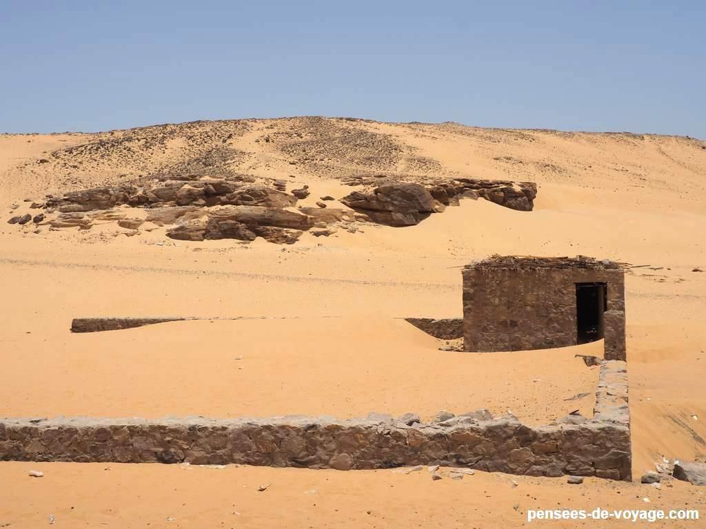 Desert assouan
