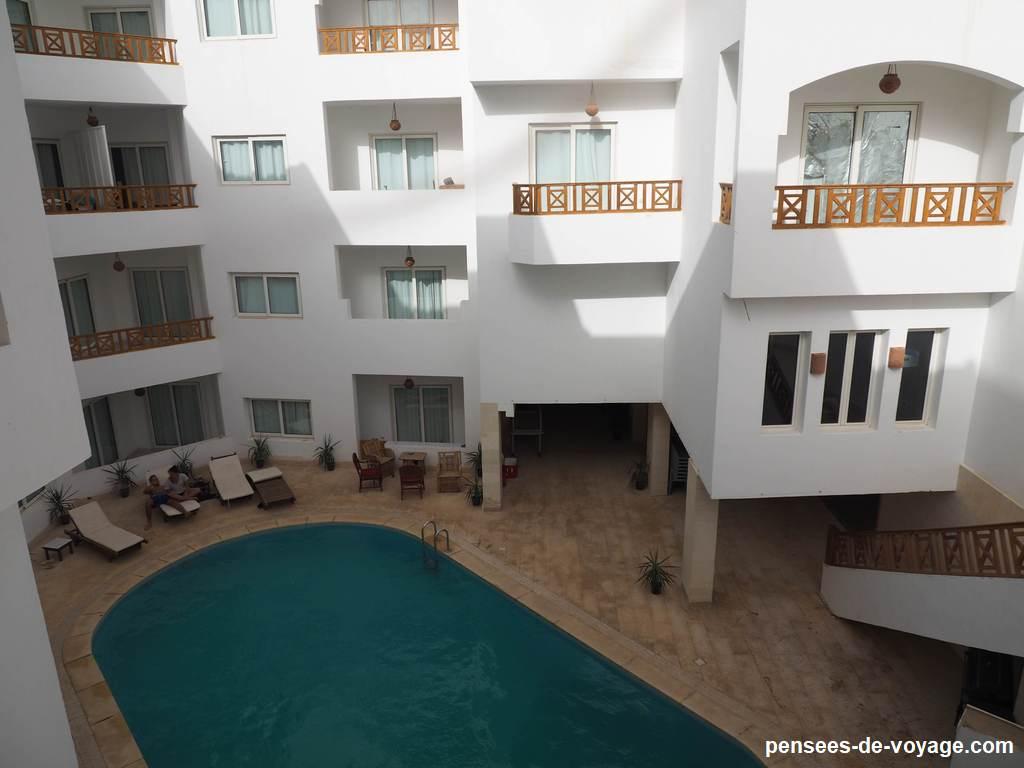 hotel marsa alam avec piscine