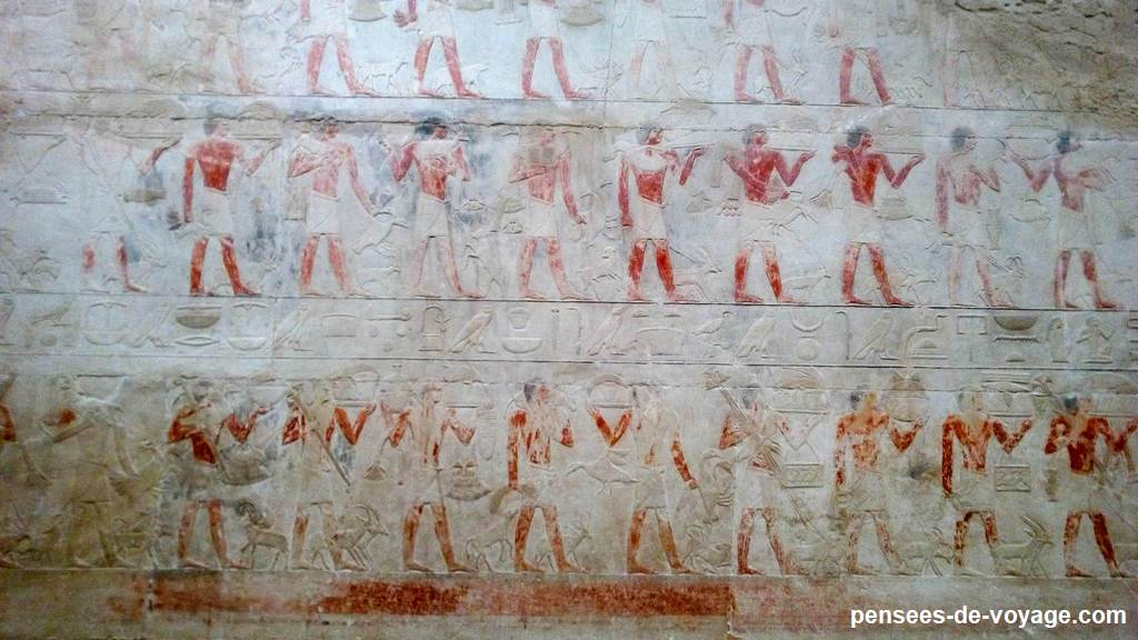 dessins mastaba