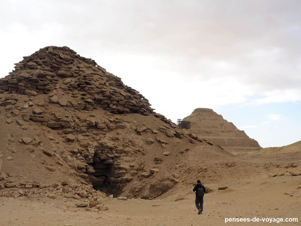pyramide ouserkaf
