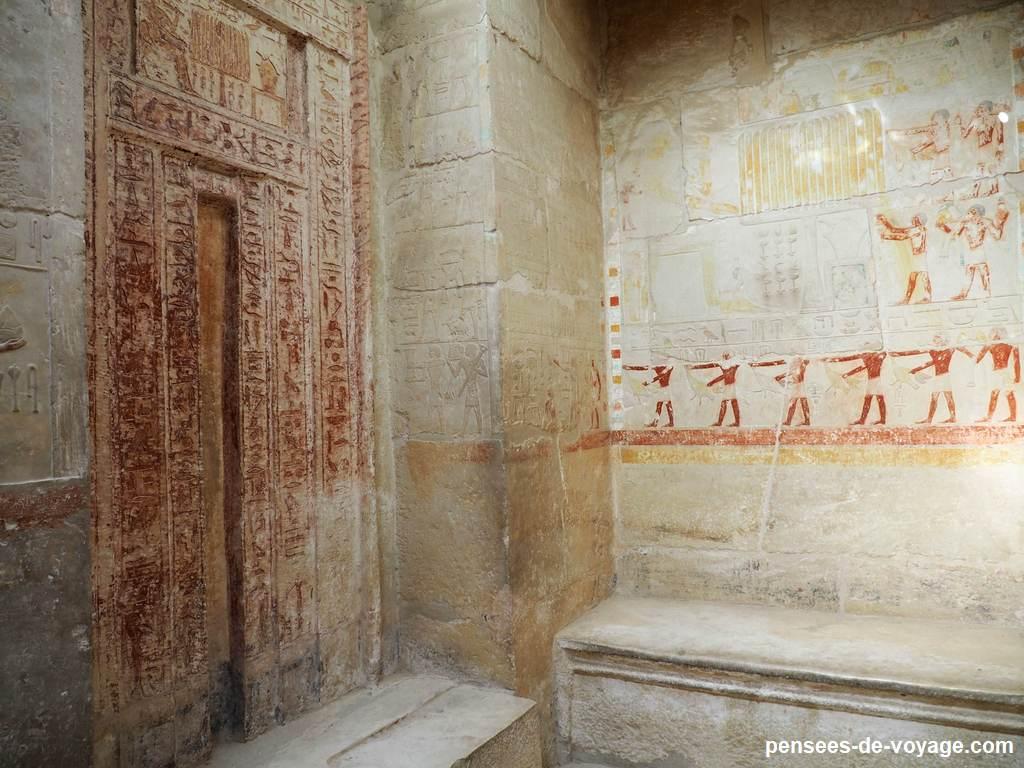 interieur mastaba