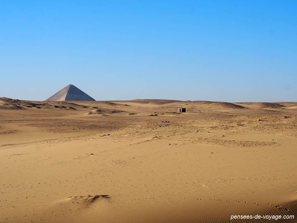 pyramide Romboidale de dachour