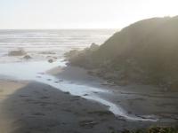 plage au parc ahuenco plage - chiloe chepu