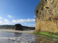 vue sur la plage parce de chepu