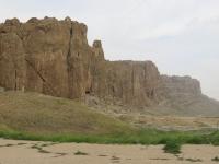 Naqsh-e Rostam tombes dans les montagnes