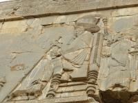 sculpture Achéménides persepolis
