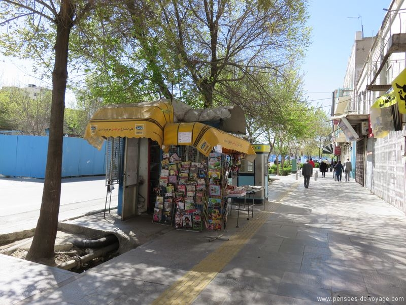 rue d'ispaham