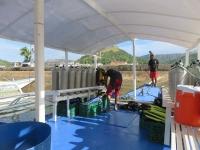 plongee bateau sanho coron