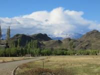 parque patagonia entrance valle chacabuco