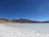 lagon Tuyaito, lac de sel chilien