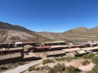 Village autour d'Atacama