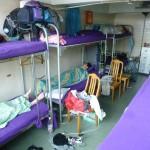 Le dortoir Economique a Hong Kong